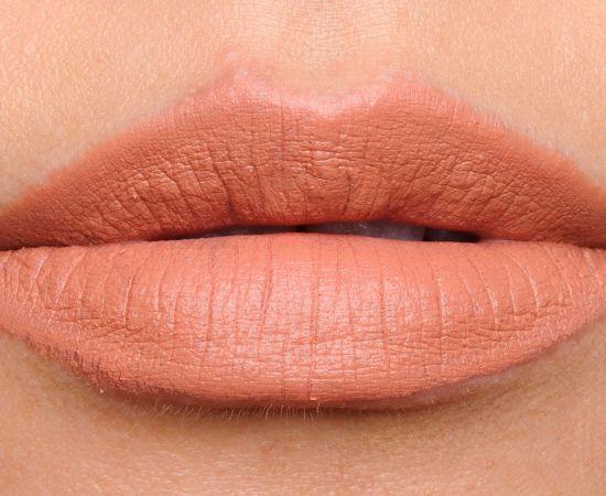 """Urban Decay 1993 Matte Revolution LipstickUrban Decay 1993 Matte Revolution Lipstick($22.00 for 0.09 oz.) is described as a """"matte medium-brown."""" It's a muted, medium-dark brown with rosy ..."""